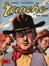 Rancho (S.E.R) -24- Black Boy Rencontre avec les incas