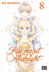 Kiss me at Midnight -8- Tome 8