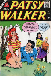 Patsy Walker (Timely/Atlas - 1945) -83- (sans titre)