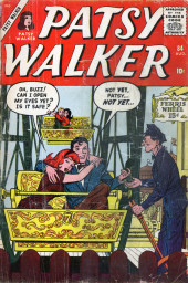 Patsy Walker (Timely/Atlas - 1945) -84- (sans titre)