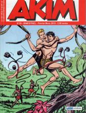 Akim (3e série) -29- La chasse au trésor - Les cordes plombées
