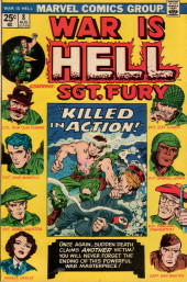 War is Hell (Marvel - 1973) -8- Killed in Action!