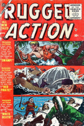 Rugged Action (Marvel - 1954) -3- (sans titre)