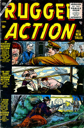 Rugged Action (Marvel - 1954) -4- (sans titre)