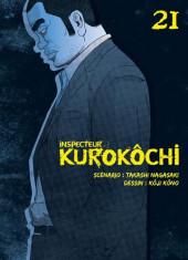 Inspecteur Kurokôchi -21- Tome 21