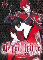 Demon Prince & Momochi (The) -13- Tome 13
