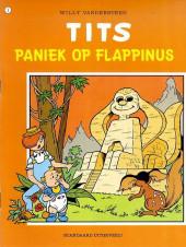 Tits -3- Paniek op Flappinus