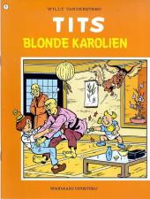 Tits -4- Blonde Karolien