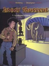 Jimmy Tousseul -1b04- Le serpent d'ébène