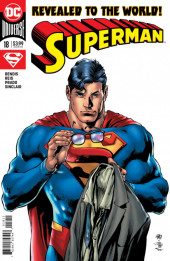 Superman (2018) -18- Truth