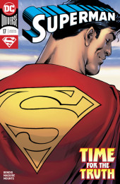 Superman (2018) -17- The truth : Prologue