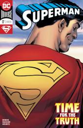 Superman Vol.5 (DC Comics - 2018) -17- The truth : Prologue
