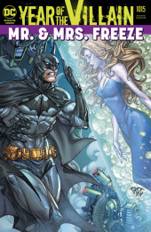 Detective Comics (1937), période Rebirth (2016) -1015- Cold Dark World : Icebreaker