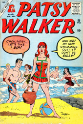 Patsy Walker (Timely/Atlas - 1945) -85- (sans titre)