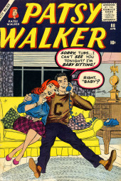 Patsy Walker (Timely/Atlas - 1945) -88- (sans titre)