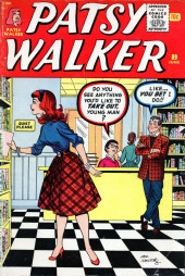 Patsy Walker (Timely/Atlas - 1945) -89- (sans titre)
