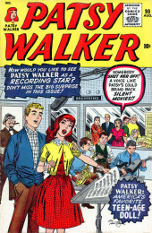 Patsy Walker (Timely/Atlas - 1945) -90- (sans titre)