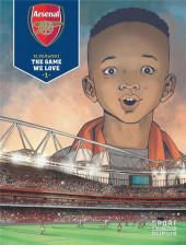 Arsenal -1- The game we love 1