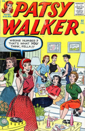 Patsy Walker (Timely/Atlas - 1945) -92- (sans titre)