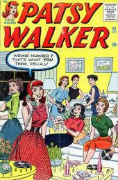 Patsy Walker (Timely/Atlas - 1945) -92- (sans titre)