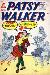 Patsy Walker (Timely/Atlas - 1945) -93- (sans titre)