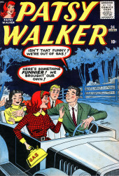 Patsy Walker (Timely/Atlas - 1945) -94- (sans titre)