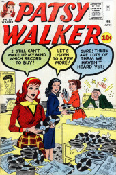 Patsy Walker (Timely/Atlas - 1945) -95- (sans titre)