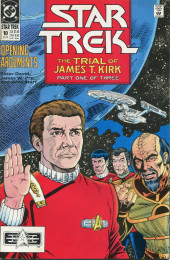 Star Trek (1989) (DC comics) -10- Opening Arguments