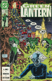 Green lantern (1990) -7- Homecoming