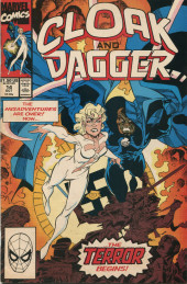 Cloak and Dagger (1990) -14- The Misadventures Are Over! Now...The Terror Begins!