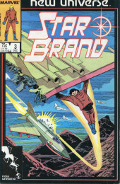 Star Brand (1986) -3- Close Encounter