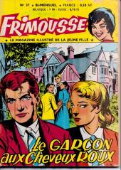 Frimousse -37- Le garçon aux cheveux roux