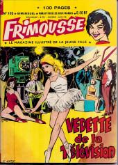 Frimousse -103- Vedette de la télévision