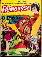 Frimousse -105- Le mysterieux poney