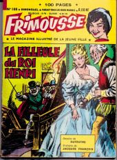 Frimousse -108- La filleule du roi henri