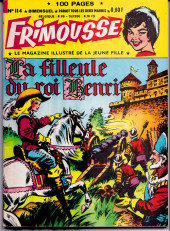 Frimousse -114- La filleule du roi henri