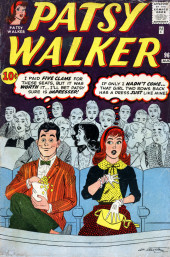 Patsy Walker (Timely/Atlas - 1945) -96- (sans titre)