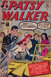 Patsy Walker (Timely/Atlas - 1945) -97- Patsy Walker a Bride??