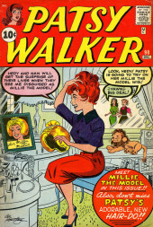 Patsy Walker (Timely/Atlas - 1945) -98- (sans titre)