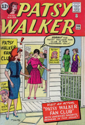 Patsy Walker (Timely/Atlas - 1945) -100- Patsy Walker Fan Club