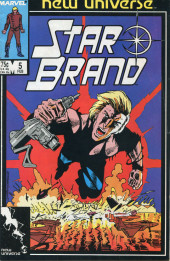 Star Brand (1986) -5- Crossing the Line