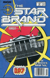 Star Brand (1986) -18- Target-- --The White House