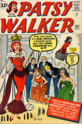 Patsy Walker (Timely/Atlas - 1945) -103- (sans titre)