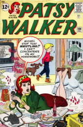 Patsy Walker (Timely/Atlas - 1945) -104- (sans titre)