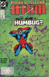 Power of the Atom (1988) -10- Who Is -- What Is... Humbug?