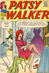 Patsy Walker (Timely/Atlas - 1945) -106- (sans titre)