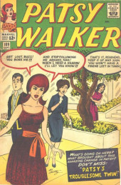 Patsy Walker (Timely/Atlas - 1945) -109- Patsy's Troublesome Twin!