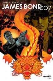 James Bond 007 (Dynamite - 2018) -1- Issue # 1