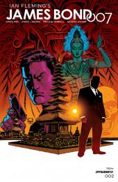 James Bond 007 (Dynamite - 2018) -2- Issue # 2