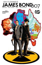 James Bond 007 (Dynamite - 2018) -3- Issue # 3